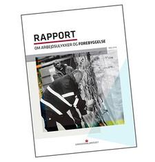 Arbejdsmiljørådets rapport om arbejdsulykker